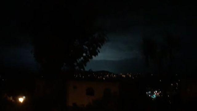 Yeni Zelanda Depreminden Sonra Ortaya Çıkan Garip Işıklar