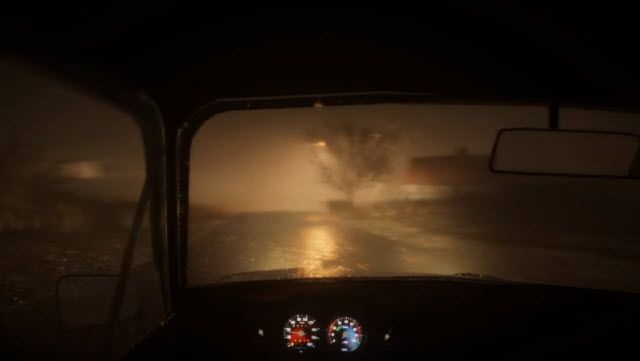 Arabalı Korku Oyunu Geliştiriliyor!