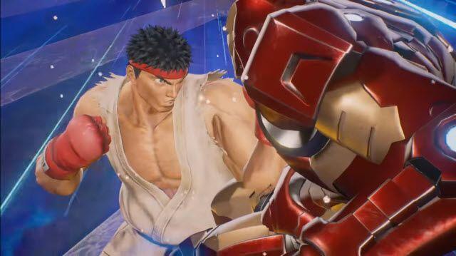 Marvel vs. Capcom: Infinite Oynanış Videosu
