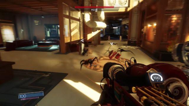 Prey'den Half Life Tadında Bir Oynanış Videosu