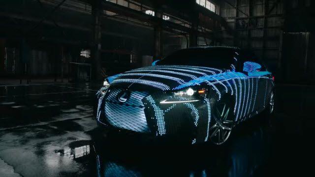Tekerli Pavyon Lexus LIT IS Asfaltları Coşturuyor
