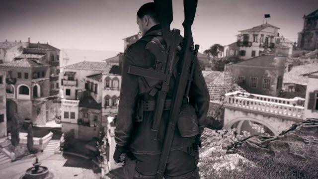 Sniper Elite 4'ün İlk Hikaye Videosu Yayınlandı!