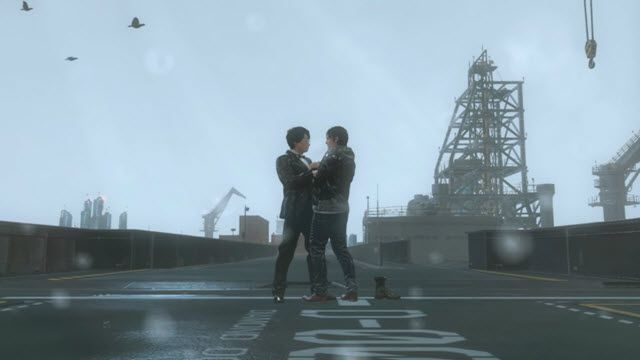 Walking Dead'deki Daryl ile Hideo Kojima'nın Sıcak Dans Sahneleri