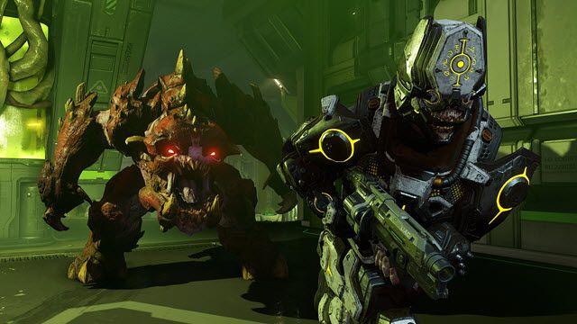 DOOM - Bloodfall'ın Detayları Belli Oldu