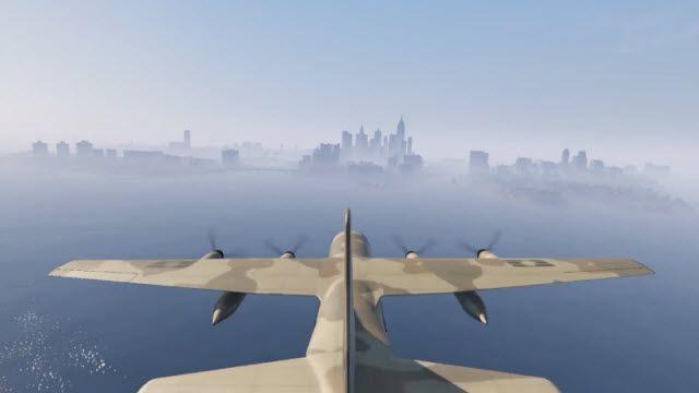 GTA 5 Liberty City Modu Duyuru Videosu