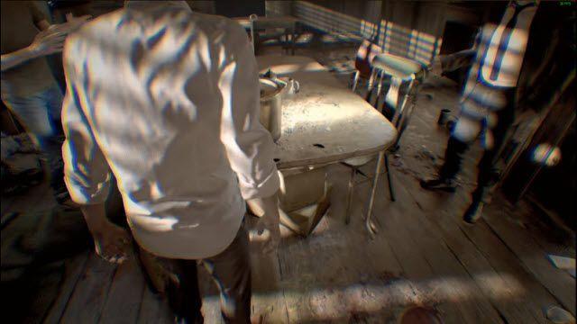 Resident Evil 7'yi 3. Şahıs Kamera Açısıyla Oynadılar