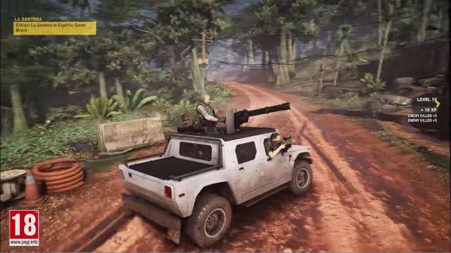Ghost Recon Wildlands'dan 20 Dakikalık Oynanış Videosu
