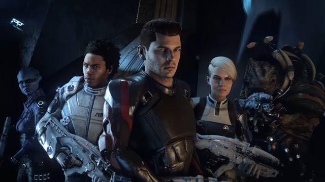 Mass Effect Andromeda Sinematik Videosu