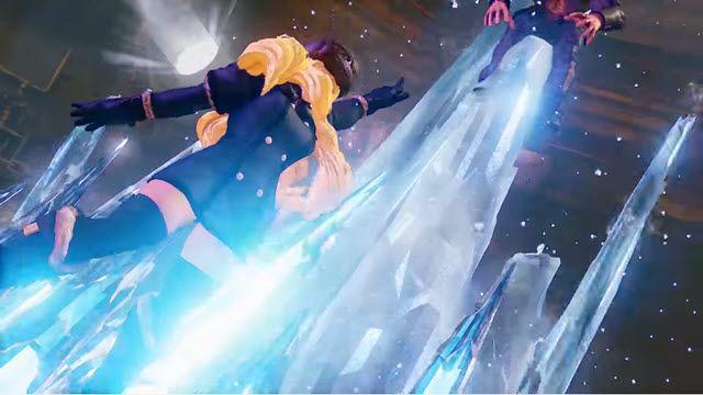 İşte Street Fighter 5'in Yeni Kahramanı Kolin