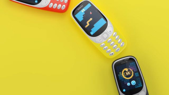 İşte Karşınızda Yeni Nokia 3310