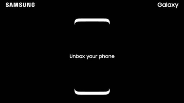 Samsung Galaxy S8 Videosu Sızdırıldı!