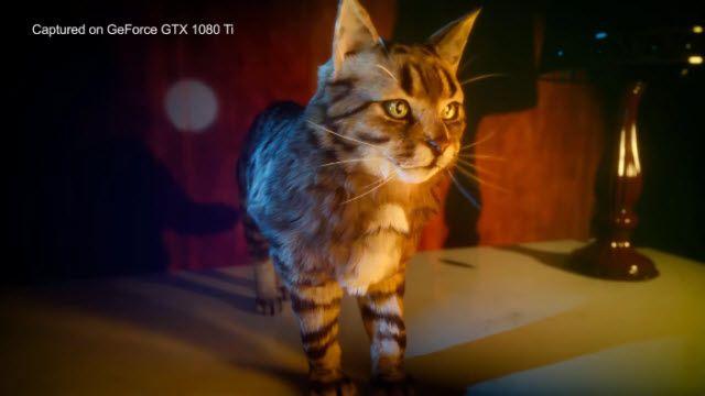 Final Fantasy 15 - GTX 1080 Ti Teknoloji Demosu