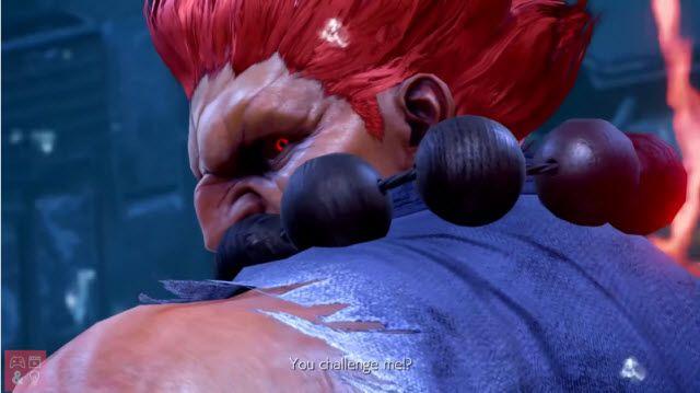 PC'ye de Çıkacak Tekken 7'deki Akuma'ya Yakından Bakalım