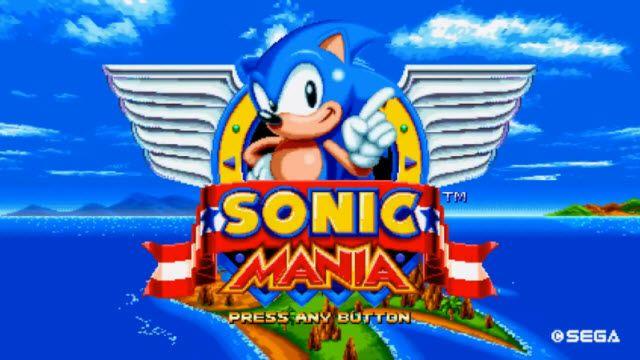 Sonic Mania Oynanış Videosu Yayınlandı