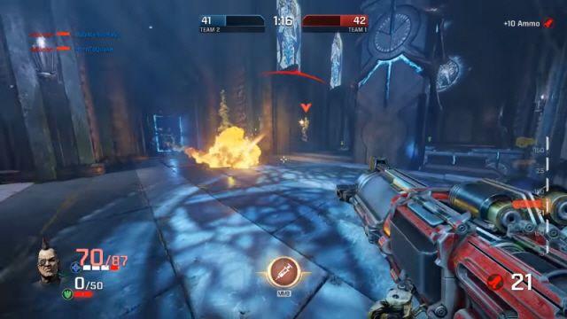 Ücretsiz Quake Champions Böyle Bir Oyun Olacak