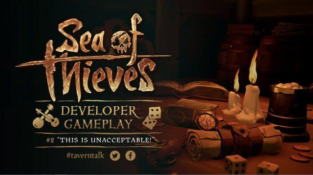 Sea of Thieves'de Korsanlar Böyle Savaşıyor