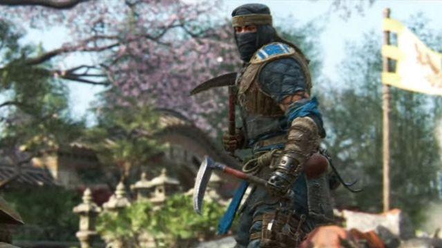 For Honor'un Yeni Samuray Kahramanlarına Yakından Bakıyoruz