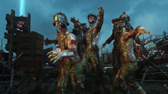 Call of Duty Black Ops 3'te Zombi İstilası Başlıyor!