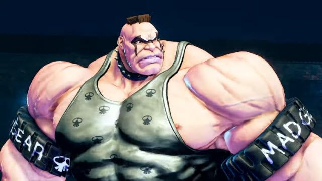 Street Fighter 5'in Yeni Hormonlu Kahramanı Abigail