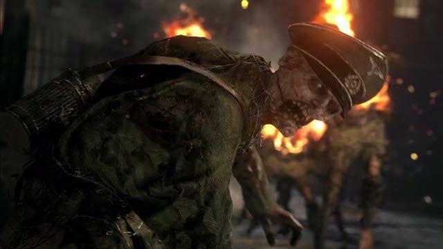 Call of Duty WWII Zombileri Görücüye Çıktı