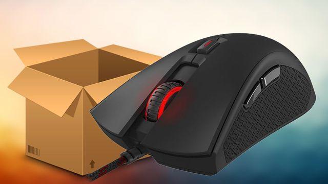 HyperX Pulsefire FPS Kutu Açılımı