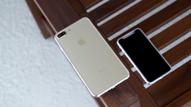 iPhone 7S Plus ve iPhone 8 Karşılaştırması