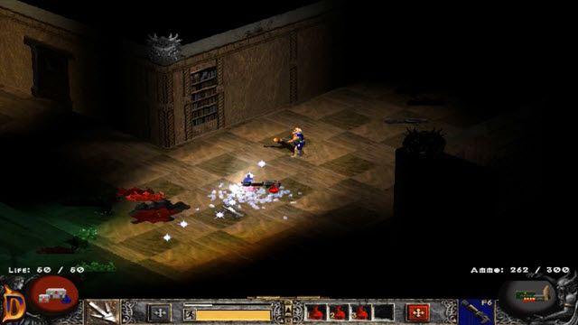 DOOM 2'yi Diablo 2 İçinde Baştan Yarattılar!