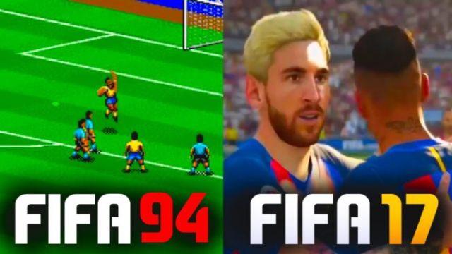 1993'ten Günümüze FIFA Oyunlarının Değişimi