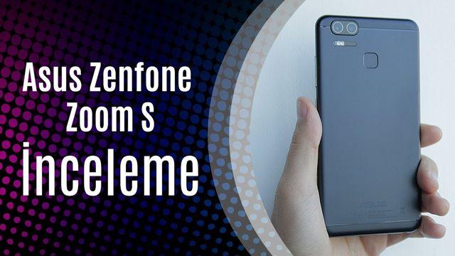 Asus Zenfone Zoom S İnceleme (Gözünün Akını Gören Kamera!)