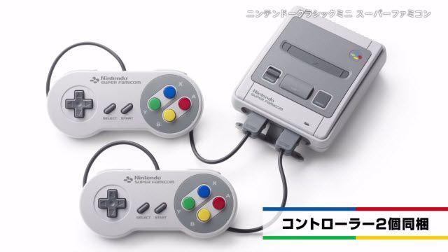 Nintendo SNES Classic Nasıl Çalışacak ve Hangi Oyunları Oynatacak