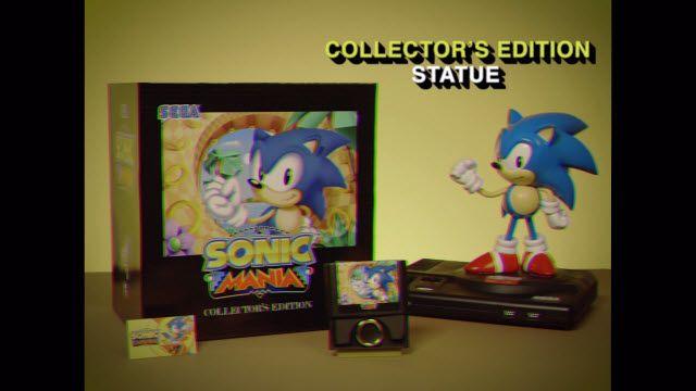 SEGA'dan Kırıp Geçiren Sonic Mania Reklamı