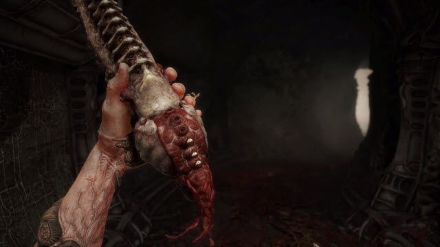 Scorn Adlı Bu Ürpertici Korku Oyununu Oynayabilir miydiniz?
