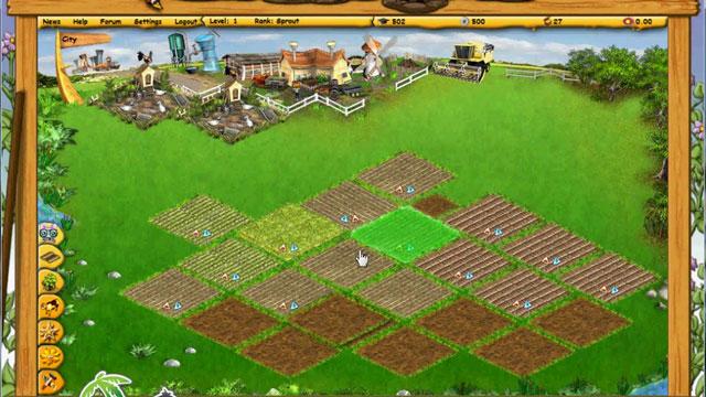 Farmerama Oynanış Videosu