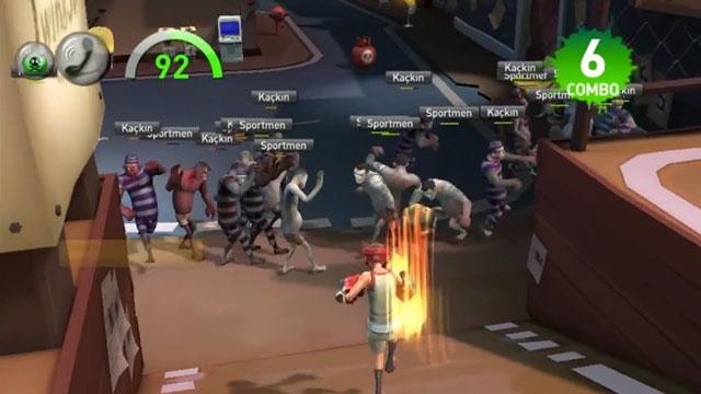 ZombiRock Oynanış Videosu