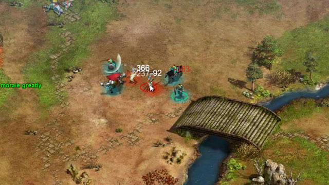 Ministry of War Oyun İçi Görüntüleri