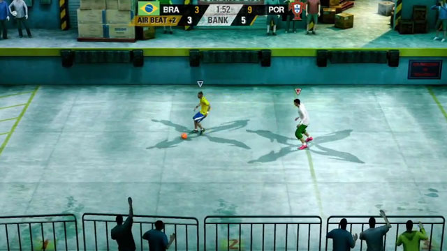 FIFA Street - Goal Compilation