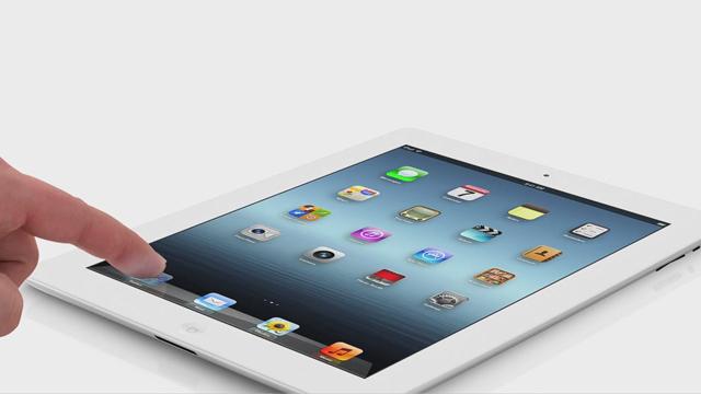 Karşınızda Yeni iPad