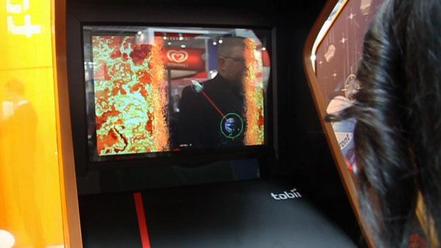 Göz İle Oynanabilen Oyun - CeBIT 2012