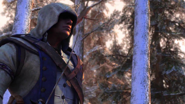 Assassin's Creed 3 İlk Fragman