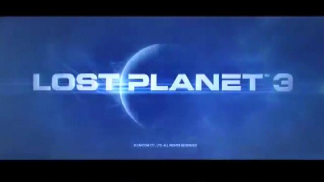 Lost Planet 3 İlk Fragmanı