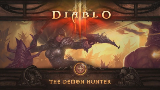 Diablo 3 Demon Hunter Fragmanı