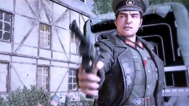 Sniper Elite V2 Yeni Fragmanı