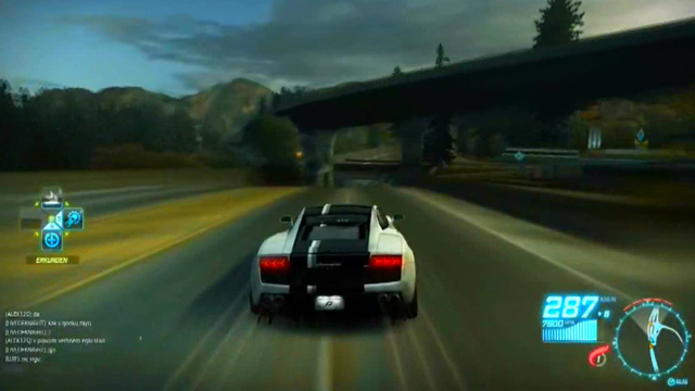 Need for Speed: World Oynanış Videosu
