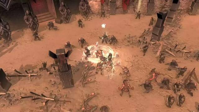 Realms of Ancient War: The Warrior Oynanış Videosu