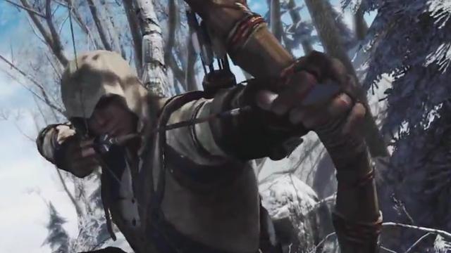 Assassin's Creed 3 Oynanış Videosu