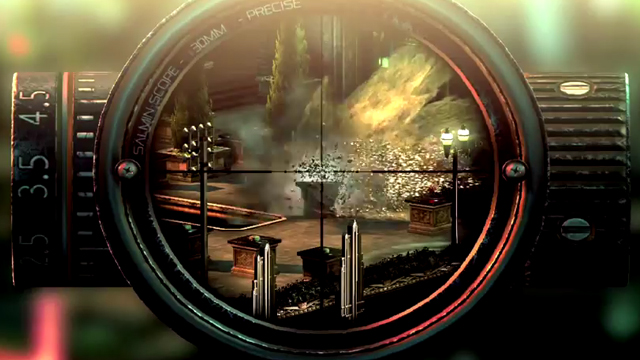 Hitman: Absolution - Sniper Challenge