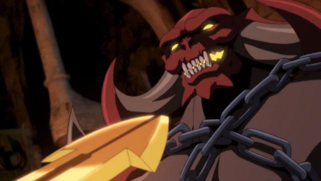 Diablo 3 - Wrath Kısa Animasyon Filmi