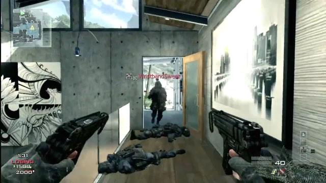 Call Of Duty : Modern Warfare 3 Yeni DLC'si Face Off