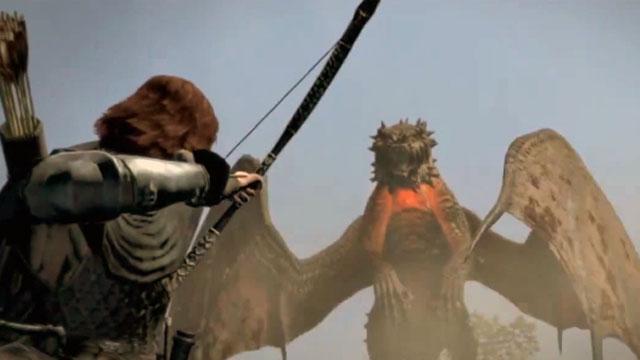 Dragon's Dogma Çıkış Videosu