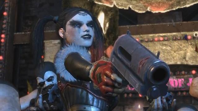 Batman: Arkham City - Harley Quinn's Revenge Yeni Fragmanı